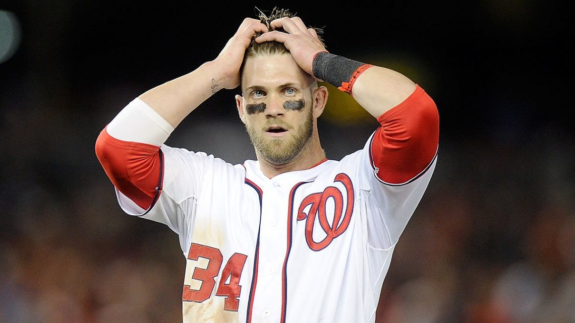 Bryce Harper is NOT a Superstar